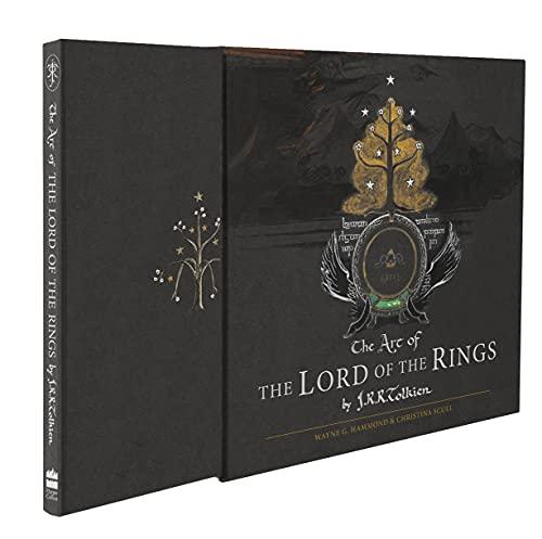 [Inglés] Libro de arte de El Señor de los Anillos - 60 aniversario