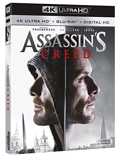 Assassins creed 4K UHD