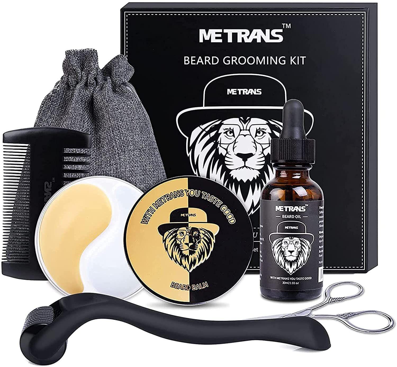 Kit para cuidado de la barba