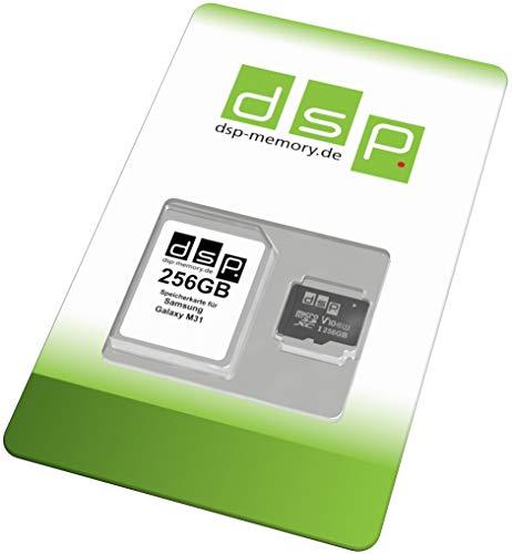 Tarjeta de memoria Micro SDXC Samsung Galaxy M31 256gb
