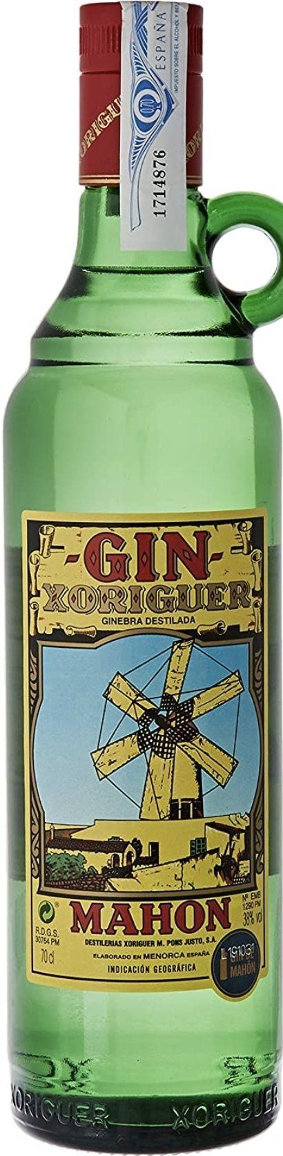 Gin Xoriguer Ginebra - 700 ml (MÍNIMO HISTÓRICO)