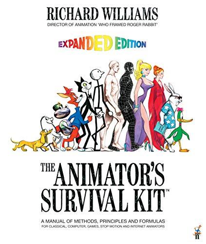 The Animator's Survival Kit - Libro para aprender Animación Tradicional en Ingles