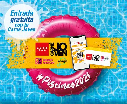 Entrada Totalmente Gratis Algunas Piscinas Ayuntamiento Madrid (14 a 30 años)