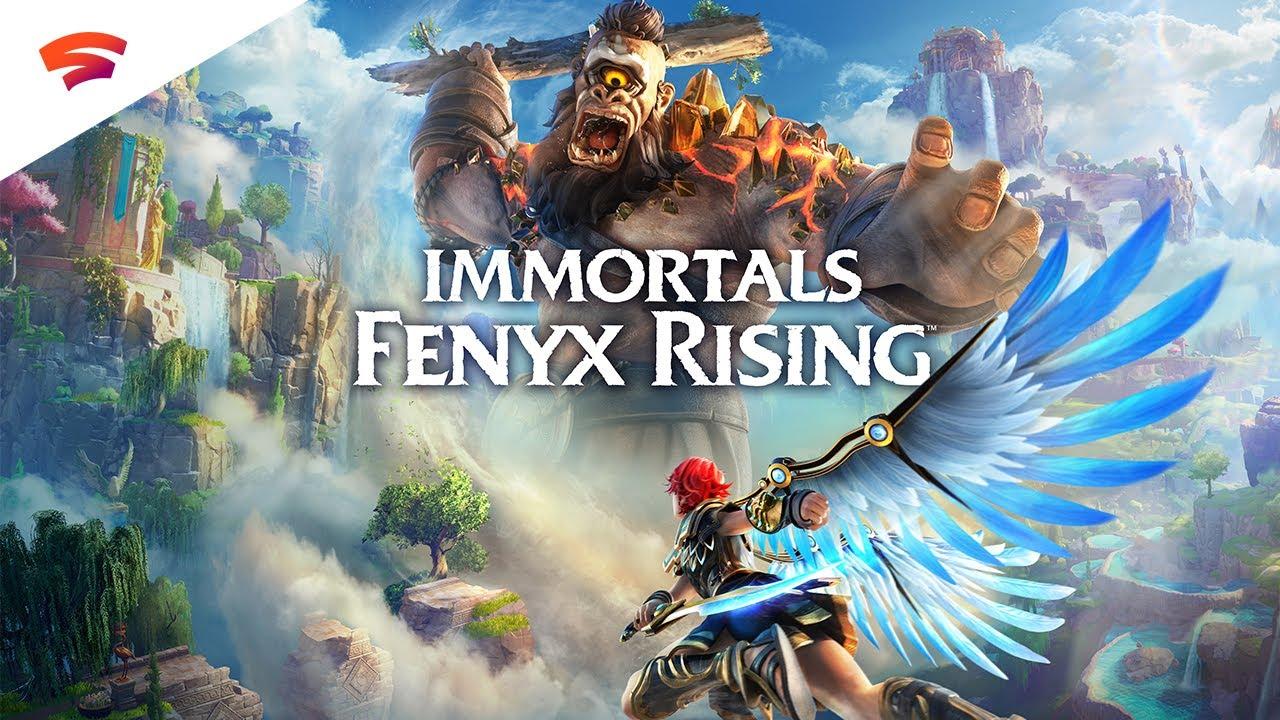 Immortal Fenyx Rising (Stadia Pro )