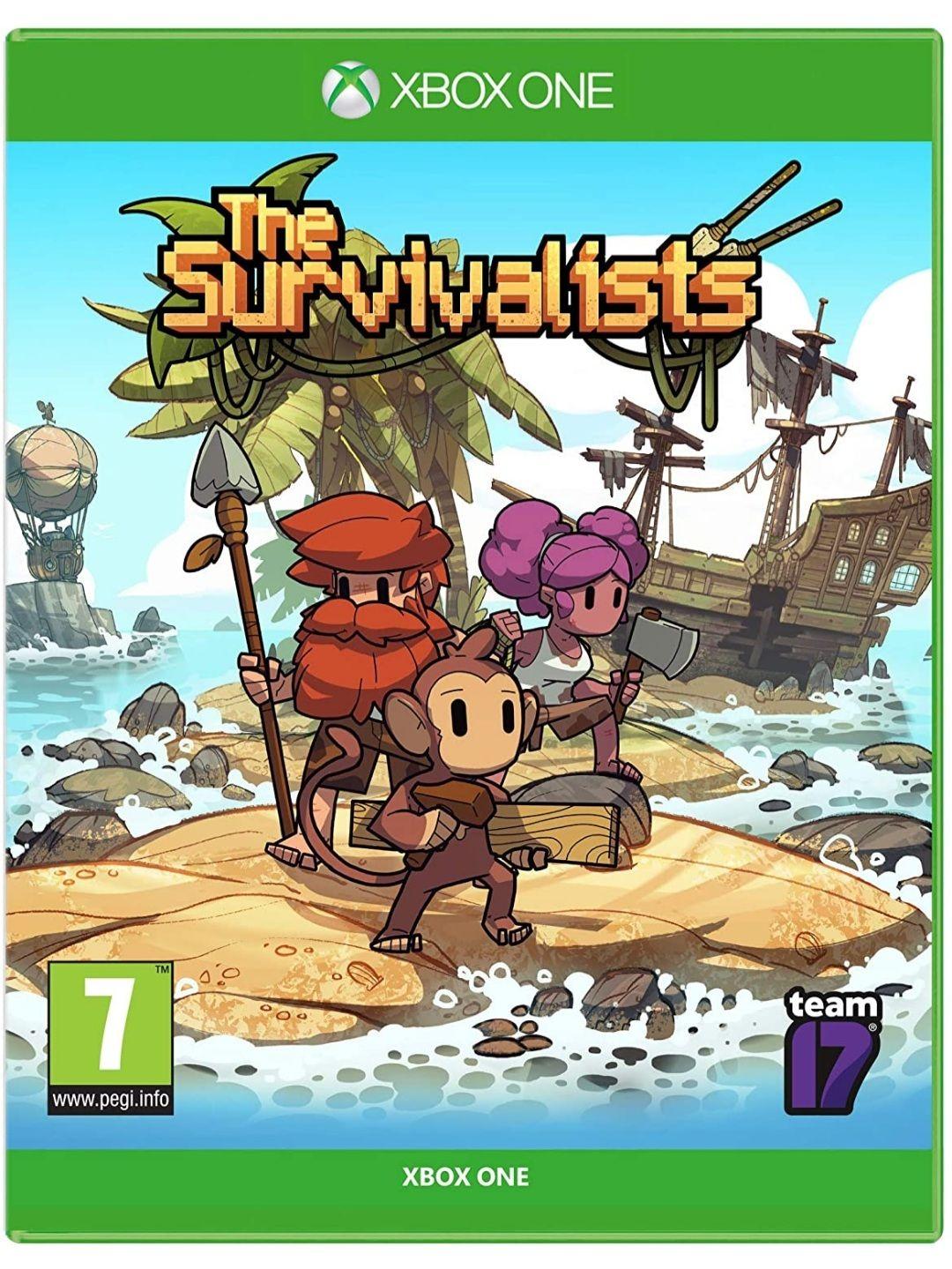 The Survivalists - Xbox One (Fnac y Amazon)