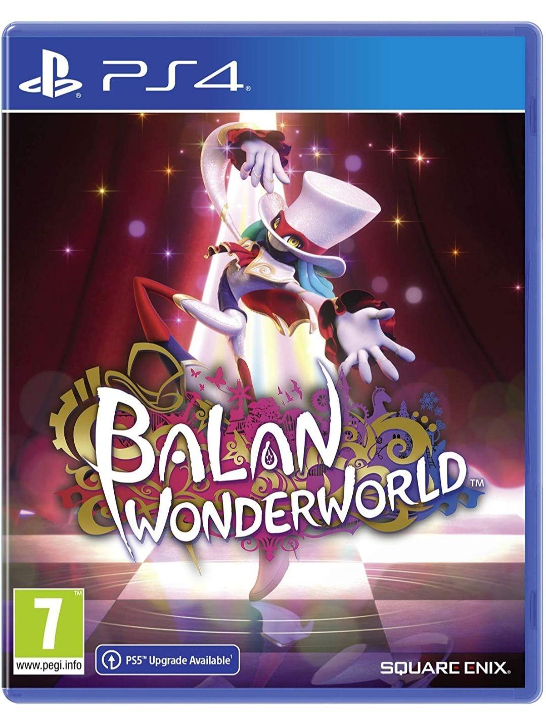 Balan Wonderworld (PS4/Switch)