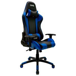 Game Racing Pro Gt300 Azul-negro Silla Gaming