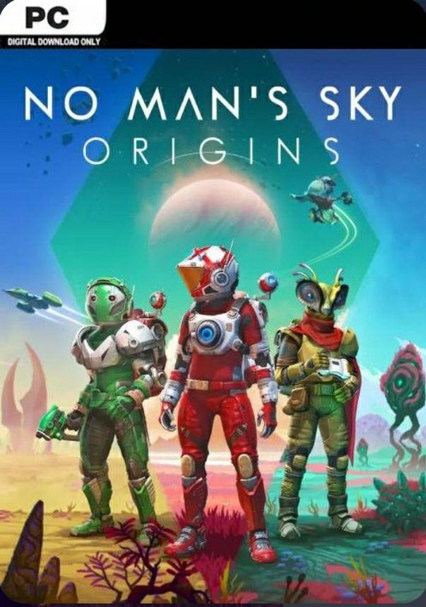 NO MAN'S SKY PC (Steam)