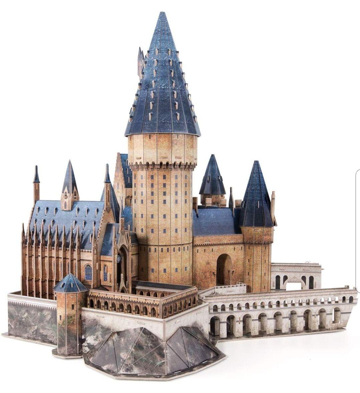 Puzzle 3D Harry Potter Hogwarts Gran Salón