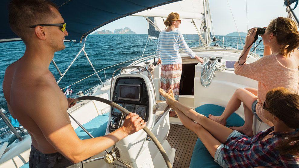 Vacaciones de Verano en Veleros y Barcos (4 noches) desde solo 53€ + Cancelación gratis (PxPm2)