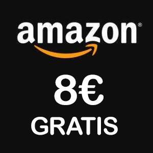 AMAZON :: Llévate 8€ al recargar tu cuenta con 60€