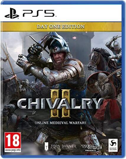 Chivalry 2 Day One Edition PS5 Amazon FNAC por 33,50 € (más versiones descripción)