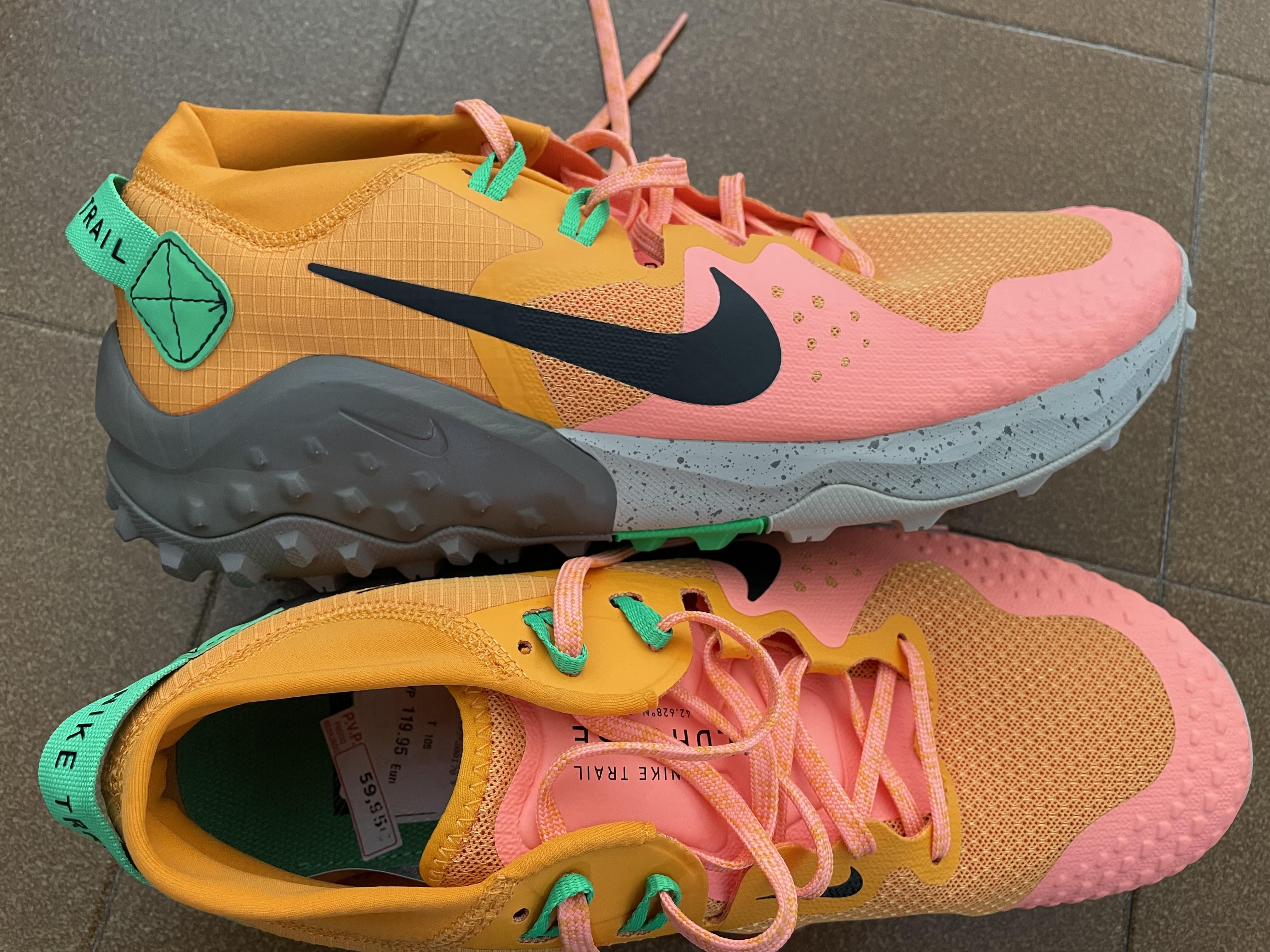 Zapatillas Nike Trail, Corte Ingles de La Coruña