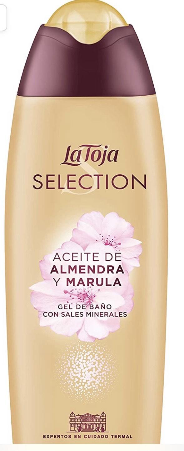 La Toja Selection - Gel de Baño con Aceite de Almendra y Marula - 500ml