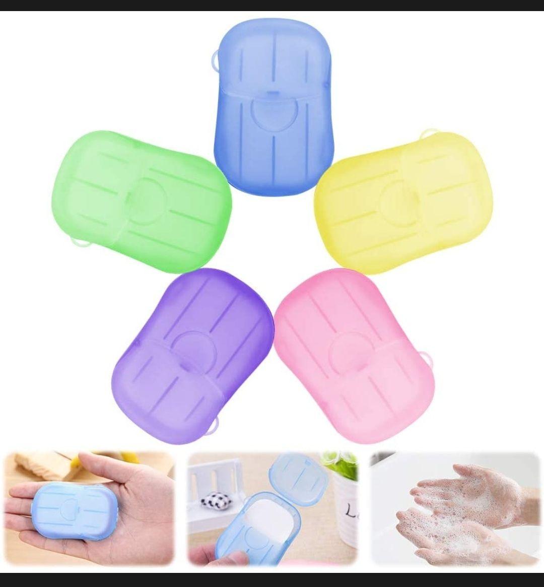 16 cajita de jabón