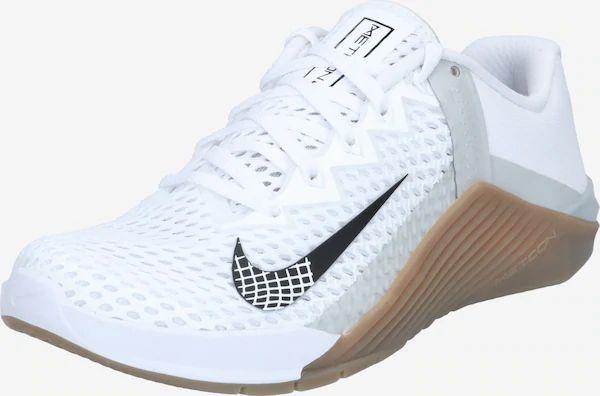 NIKE - Calzado deportivo 'Nike Metcon 6' en Blanco