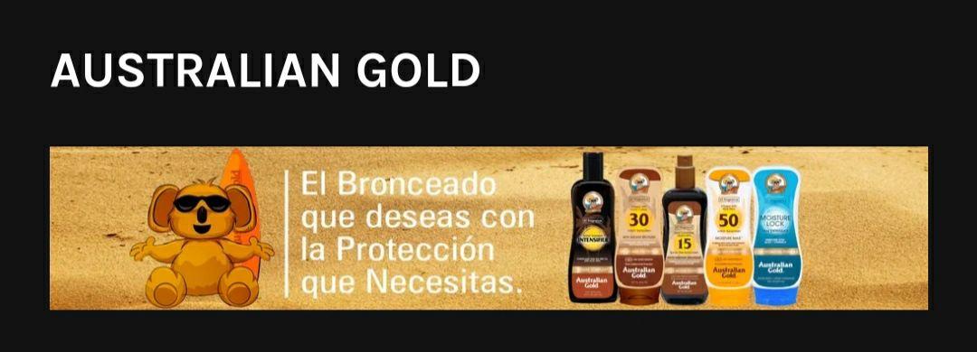 Australian Gold 2ª unidad al 50% de descuento