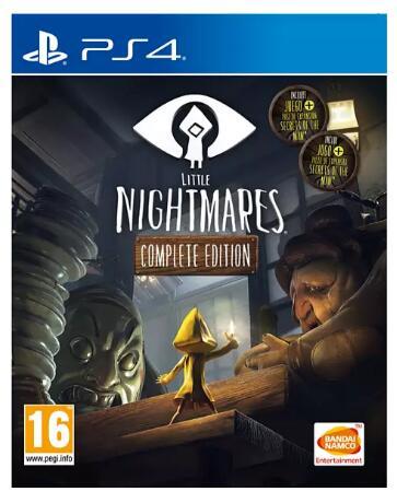 The little nightmares complete edición