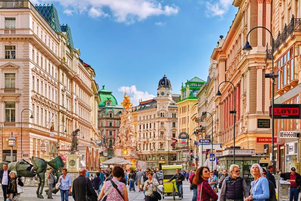 Viena 5 Al 8 De Julio Por 10€ Ida y Vuelta Desde Madrid