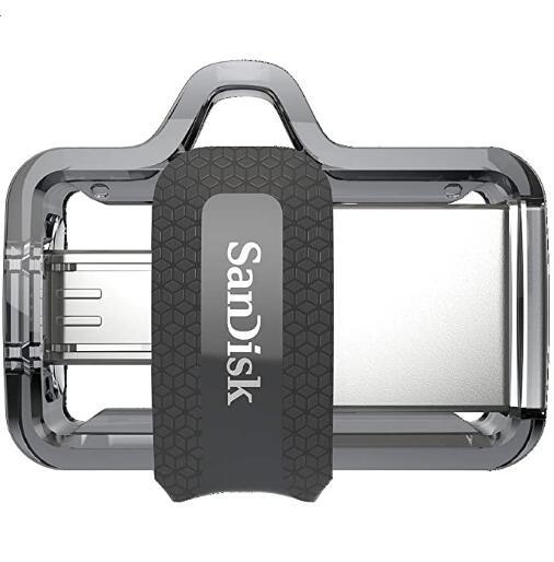 USB Dual SanDisk de 64 GB por 8,26 €