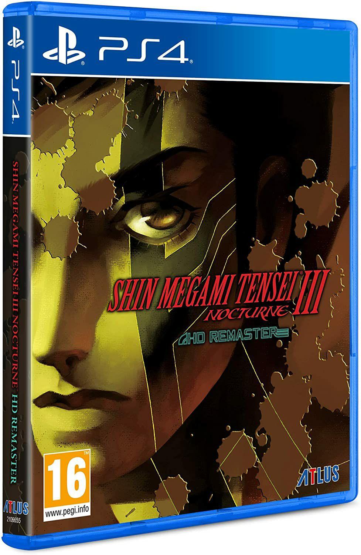 Shin Megami Tensei 3 HD Remaster PS4