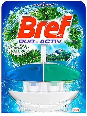 Bref Duo Activo Natura Cesta Higiénica WC - 50 ml