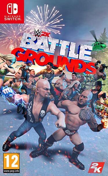 WWE 2K Battlegrounds (físico) [Nintendo Switch] | FNAC Amazon por 8,26 €