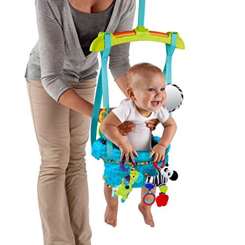 Saltador para bebés Spring Deluxe A partir de 6 meses, peso máximo 26 lbs (12kg)