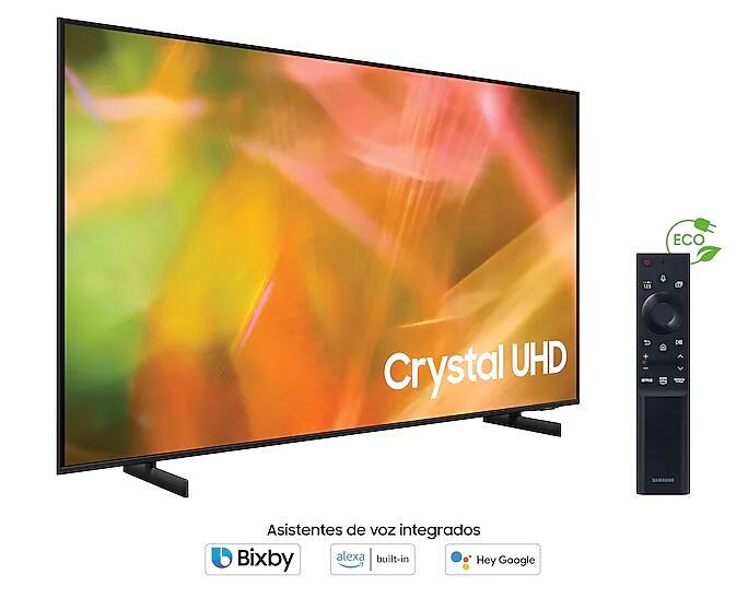 "Smart TV 75"" 4K Crystal UHD"
