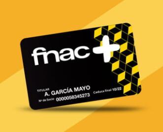 Hazte socio FNAC por 1 centimo gracias a Clubbin