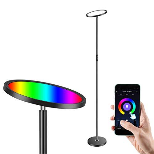 Lámpara de pie Smart WIFI de 25W. Por 42,59€