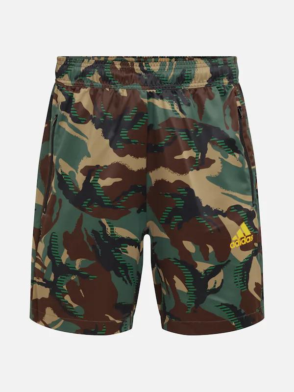 Pantalón corto short ADIDAS PERFORMANCE camuflaje (S, M y L )