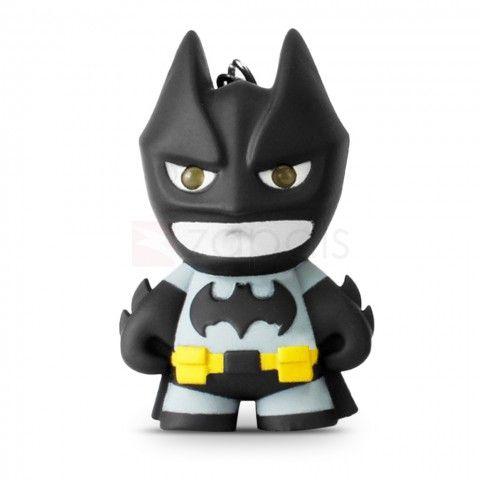 Llavero Batman LED