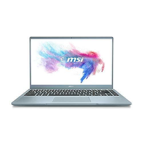 "MSI Modern 14 Ultrafino de 14"" FullHD (Intel Core i7-10510U, 16GB RAM, 512GB SSD"