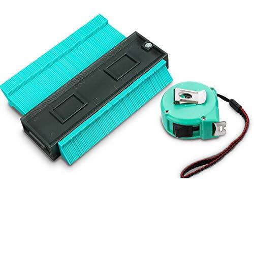 Replicador/ medidor de contorno 146 mm + cinta metrica