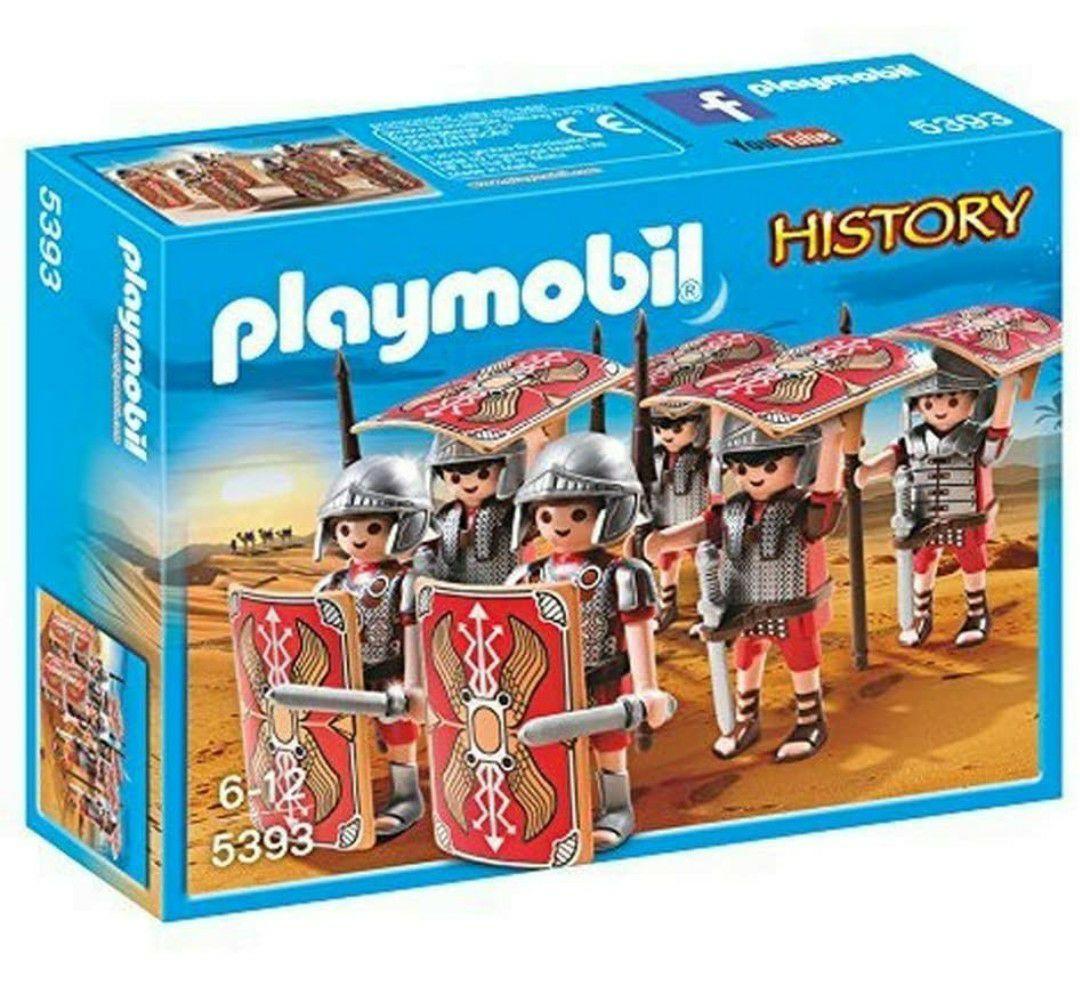 Playmobil 5393 - Romanos Playset