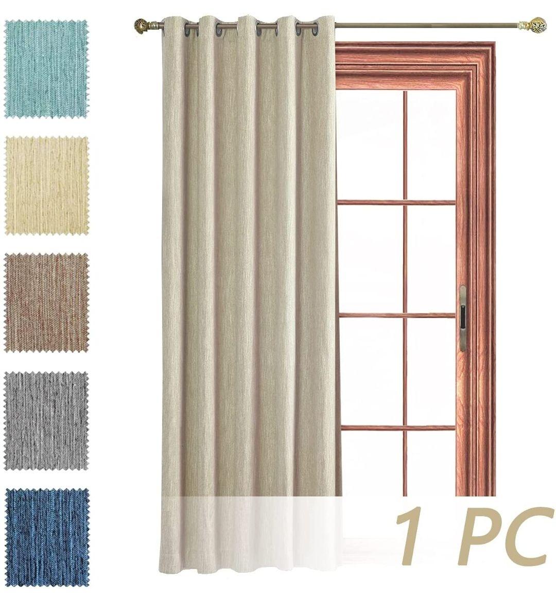 Todas las medidas de cortinas y colores con un 35% de descuento al tramitar el pedido