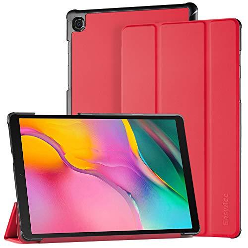 EasyAcc Funda Compatible con Samsung Galaxy Tab A 10.1 Ultra Slim PU Protectora Carcasa con Función de Soporte