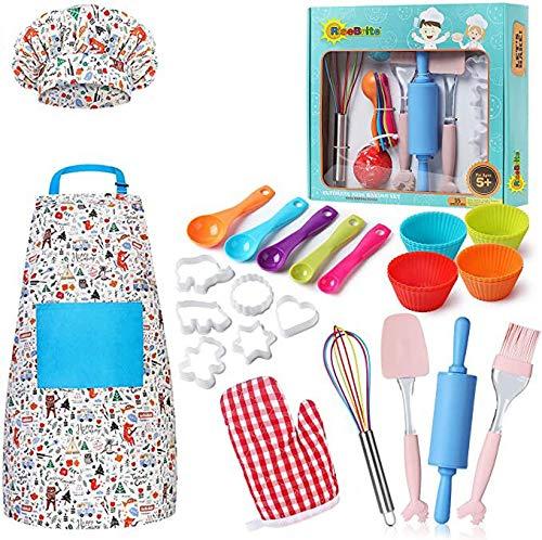 30 Piezas Juego de Cocina para Niños