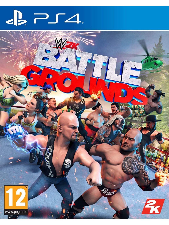 WWE 2K Battlegrounds (PS4/Xbox One)