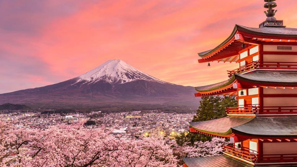 Vuelos Ida y Vuelta a Tokio desde 390€ para Marzo de 2022