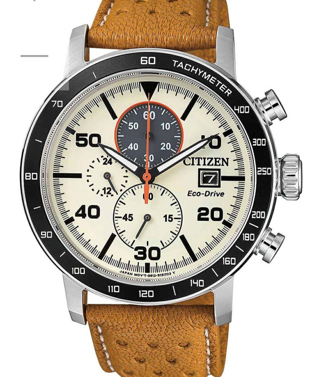 Citizen Reloj Cronógrafo para Hombre de Cuarzo