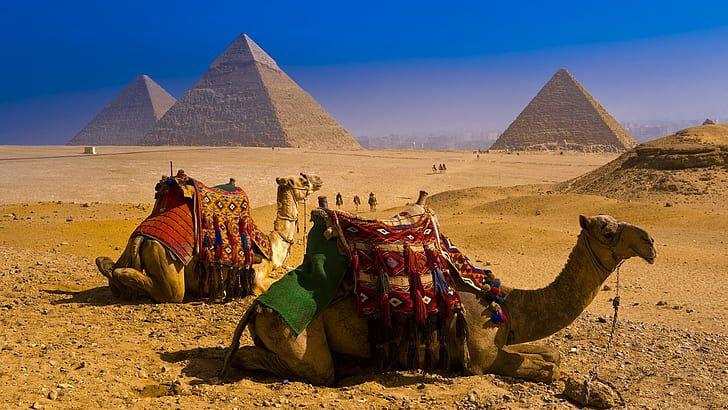 Vuelos Ida y Vuelta a El Cairo desde 254€ para Enero del 2022