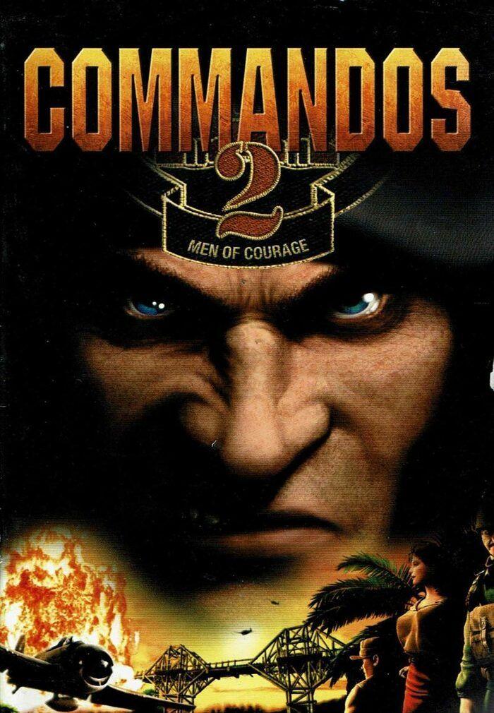 COMANDOS 2 STEAM