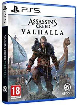 Assassin's Creed Vahalla ps5