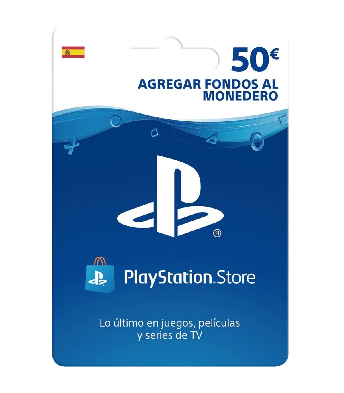 Tarjeta 50€ PSN por solo 37€