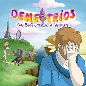 Demetrios, Super Soccer Champs, Winterlore, Citus II y más [Android]
