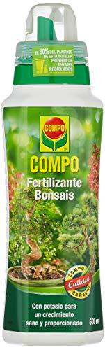 Compo Fertilizante Bonsais 500 ml