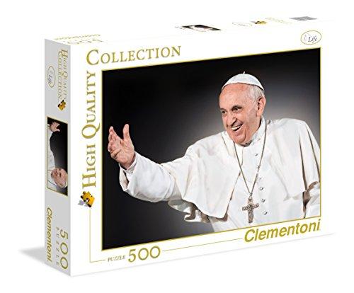 Puzzle del Papa Francisco de 500 piezas