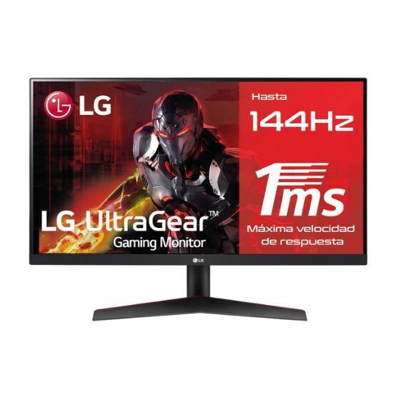 """Monitor LG 24GN600-B Full HD de 23,8""""   144 Hz   1 ms   IPS   HDR10   AMD FreeSync Premium (más tiendas descripción)"""